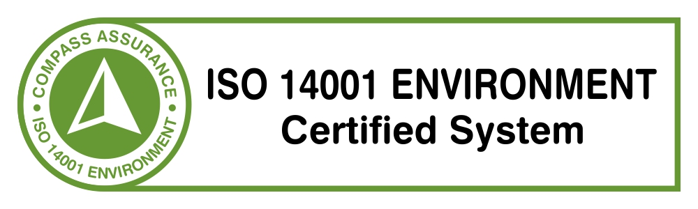 ISO14001 Environment Certification